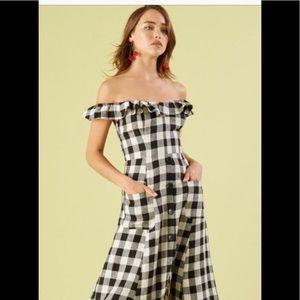NWOT Reformation linen dress 👗